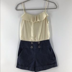 Grass Collection Romper Excellent Condition